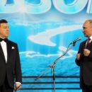 Получивший награду Кобзон поблагодарил Путина «за благие дела»