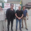 В Киеве видели солиста Rammstein