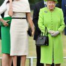 Меган Маркл отказалась танкеток из-за королевы Елизаветы II