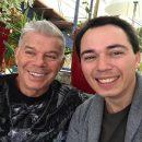 Выглядит на 10 лет моложе: Старшему сыну Олега Газманова исполнилось 37 лет