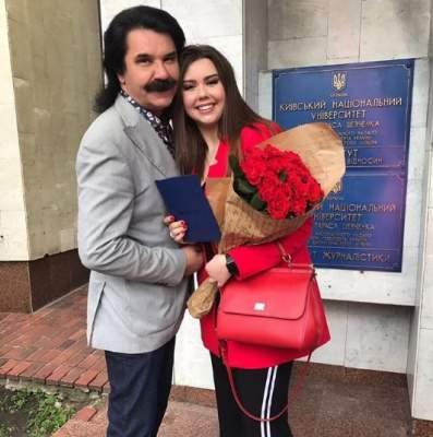 Павел Зибров показал взрослую дочь