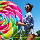 Ксению Бородину заподозрили в фотошопе ягодиц на новом снимке