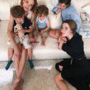 Наталья Водянова воспитывает детей советскими мультфильмами