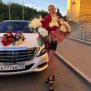 Анастасия Волочкова поскупилась подарить любимые цветы детям