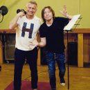 Леонид Агутин записал совместную песню с