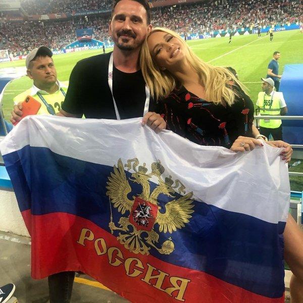 Футбольные фанаты раскритиковали «псевдоболельщицу» Лопырёву