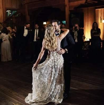 Популярная американская актриса сыграла свадьбу