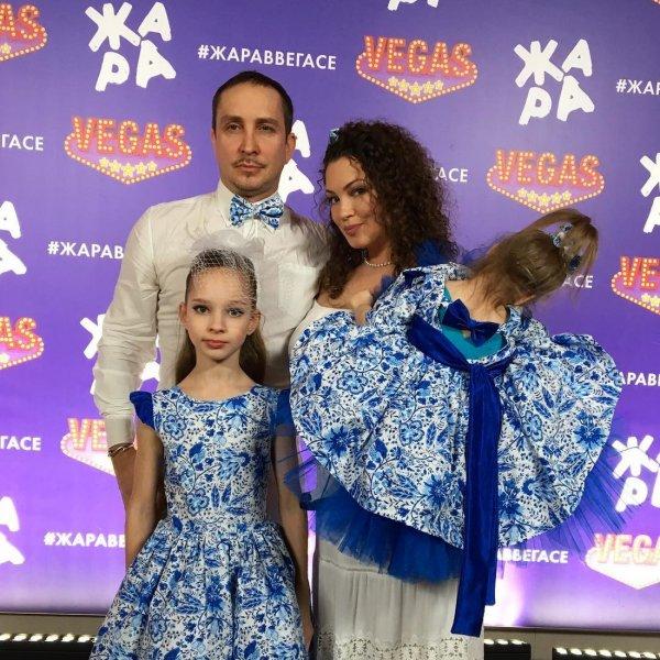 Возлюбленная Данко прокомментировала его уход от жены с двумя детьми