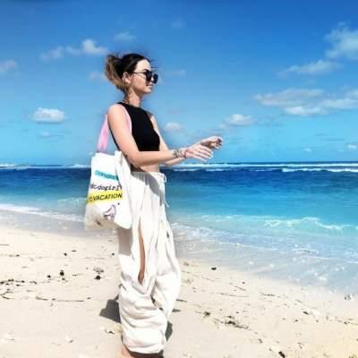 Надя Дорофеева показала новые фото с Бали