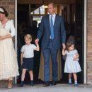 Видео с крестин сына принца Уильяма и Кейт Миддлтон появилось в Сети