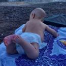 Джамала показала маленького сына на отдыхе