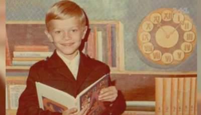 Влад Яма поделился фотографиями из детства