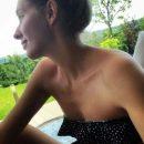 Катя Осадчая поделилась фото без макияжа