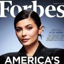 Кайли Дженнер украсила обложку Forbes