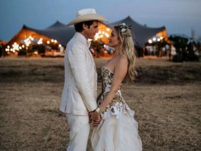 Брат Илона Маска опубликовал фото с свадьбы