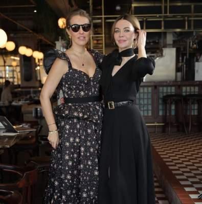 Мать Ксении Собчак прокомментировала сплетни о дочери