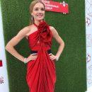 Наталья Водянова в роскошном красном платье восхитила поклонников
