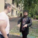 Михаил Галустян записал на видео, как пытался избить «синтолового качка» Терёшина