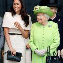 Королеве Елизавете II Меган Маркл нравится больше, чем принцесса Диана