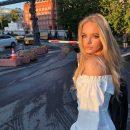 Дочь Дмитрия Пескова в детстве мечтала бродить по кладбищу со скелетом