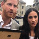 Принц Гарри и Меган Маркл поразили Instagram милыми комплиментами фанатке-художнице