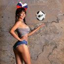«Футбольная проститутка»: Модель Playboy из Ростова критикуют за быстро меняющиеся взгляды