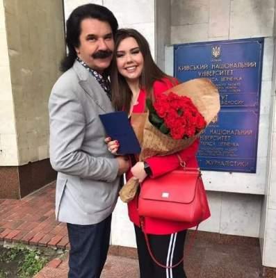 Павел Зибров поделился снимком дочери