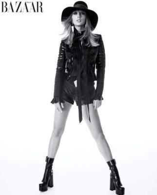 Тейлор Свифт попала на обложку известного журнала