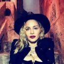 Мадонна поделилась редким семейным фото