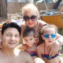 Камалия показала, как отдыхает с семьей