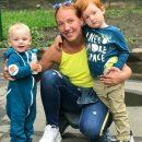 3-летний сын звезды сериала «Деффчонки» получил травму головы