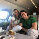 Малахов и Боня отправились вдвоём в путешествие на частном самолёте