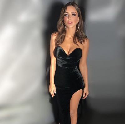 Ани Лорак в откровенном платье раскритиковали поклонники