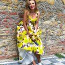 Анфиса Чехова призналась, что хотела выйти замуж в жёлтом платье