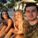Наталья Рудова отдыхает с 19-летним сыном миллиардера