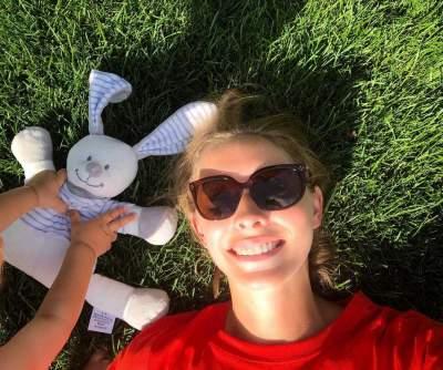 Катя Осадчая рассказала о маленьком сыне