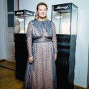 Мария Федорова пришла на гала-ужин «Обнаженные сердца» в мятом платье