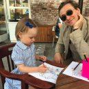 «Какая милота»: Сергей Безруков поделился трогательным видео с 2-летней дочкой