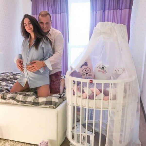 Сергей Сафронов назвал пол будущего ребенка