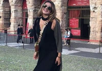 Известная украинская ведущая порадовала фанатов внешним видом