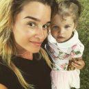 «Вытрусь соседкой»: Бородина показала утро своей дочери