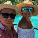 Осадчая и Горбунов поделились пляжной фотосессией