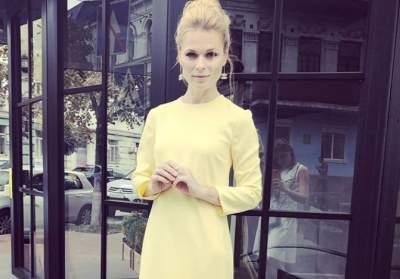 Знаменитая украинская ведущая порадовала нежным образом