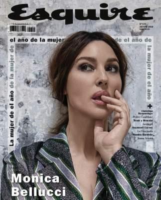 53-летняя Моника Беллуччи поразила роскошным внешним видом