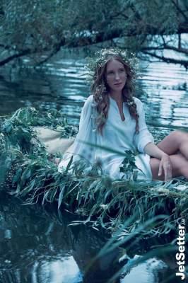 Популярная украинская ведущая очаровала фанатов сказочным образом
