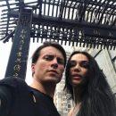 Алёна Водонаева и Алексей Косинус обвенчались в Лас-Вегасе