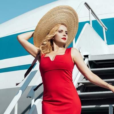 Популярная украинская ведущая произвела фурор роскошным образом