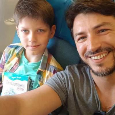 Сергей Притула умилил фанатов трогательным семейным снимком