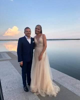 Юрий Горбунов и Екатерина Осадчая показали снимок с отдыха