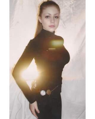 Тина Кароль показала, как выглядела в юности